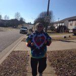 lizabeth running